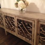 Dining Room Buffet with Mirror And