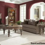 Burgundy Living Room Decorating Ideas