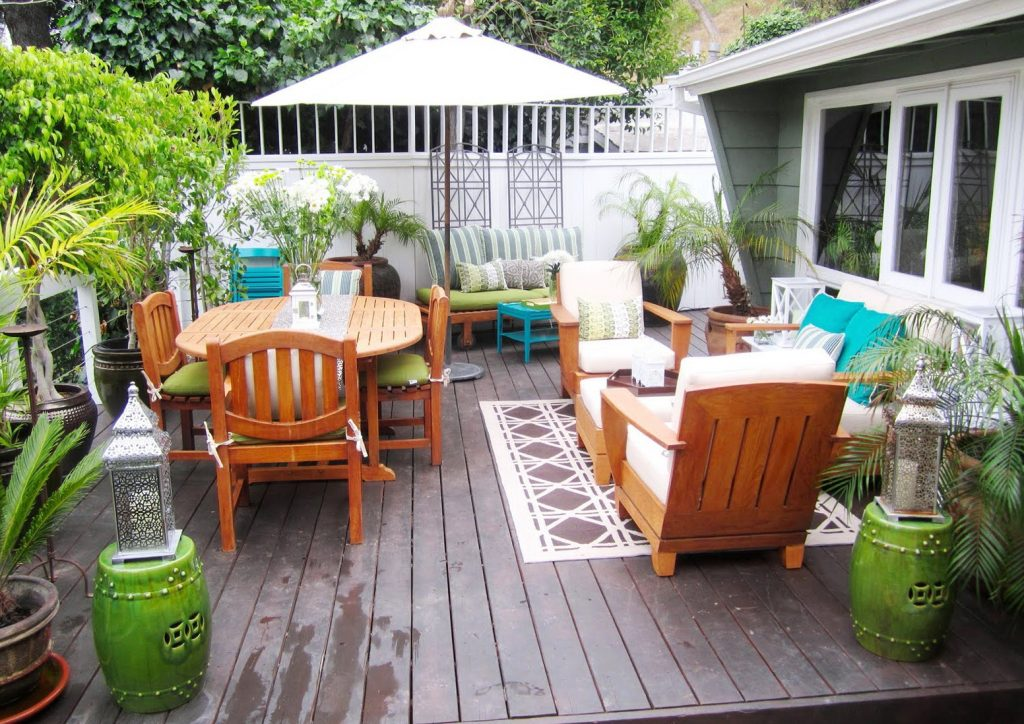 Modern Deck Decorating Ideas And Designs Cileather Home Design Ideas