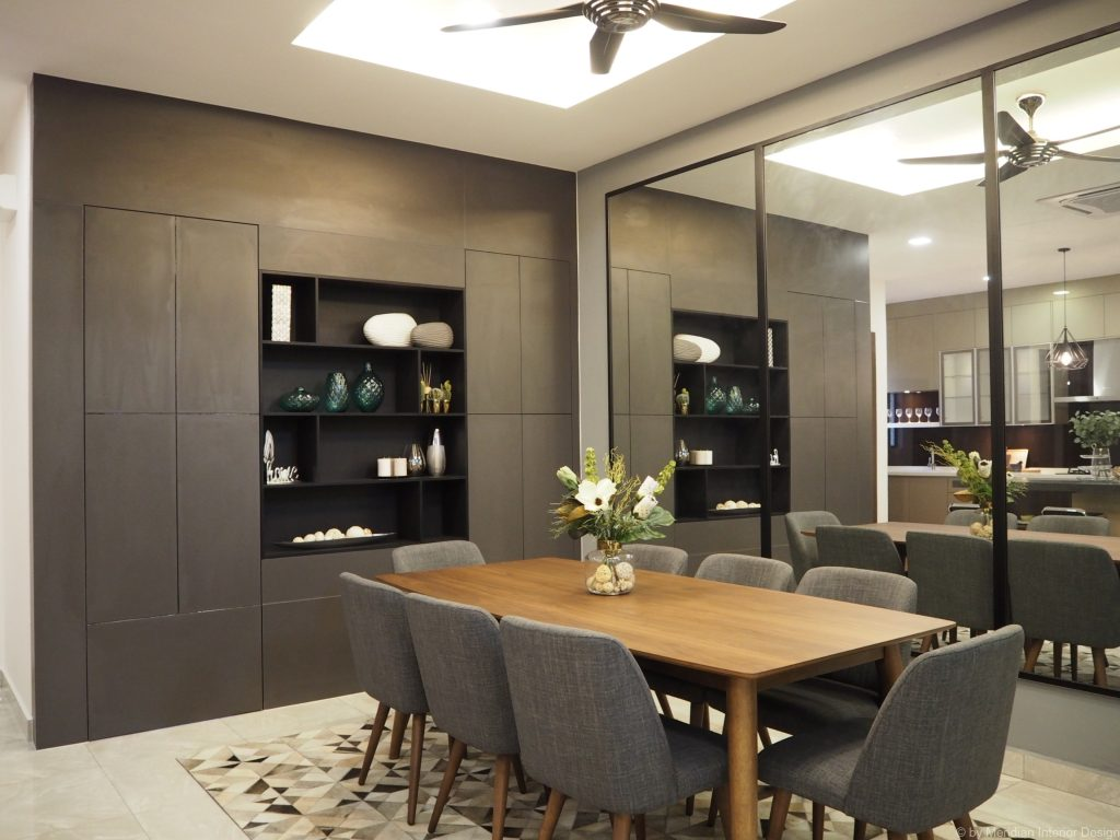 Modern Dining Area Design Deco And Styling 1 Meridian