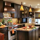 Modern Kitchen Stone Backsplash Grout Traditional Modern Kitchen