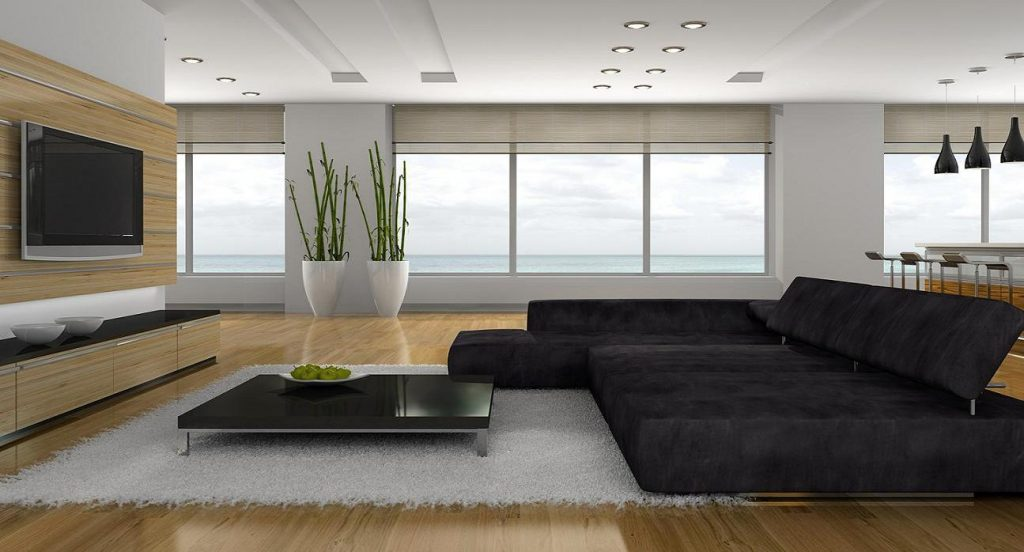 Modern Living Room Decorating Decoration Channel