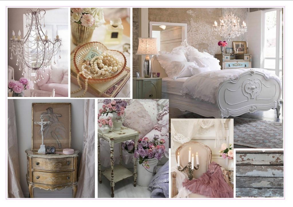 Moodboards Monday Shab Chic Bedroom The Home Interiors Partner