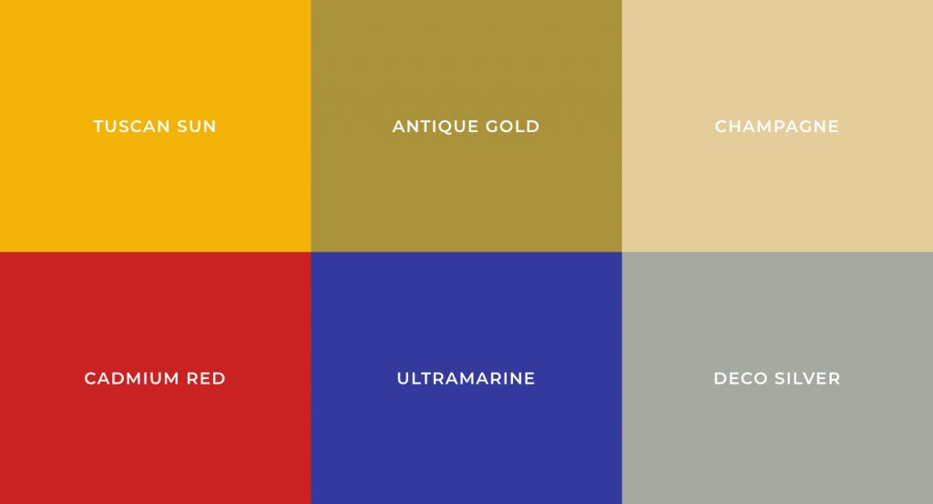 Most Popular Colors Defining Each Decade The 20st Into The 21st Century