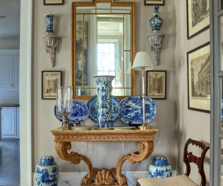 My Room Isnt Blue Can I Still Do Blue And White Chinoiserie