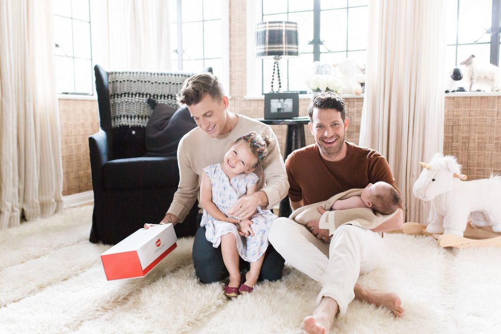 Nate Berkus And Jeremiah Brent On How Being A Father Changed Them