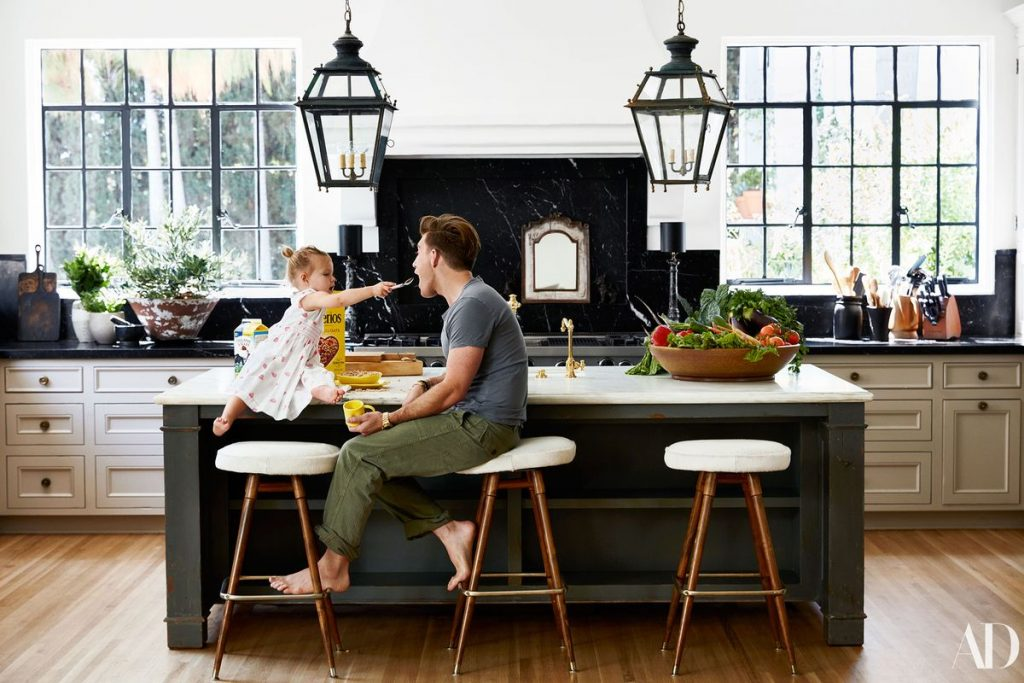 Nate Berkus Take A Tour Of The Designers Handsome Los Angeles Home