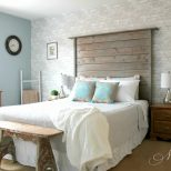 Neutral Farmhouse Master Bedroom Makeover Before After