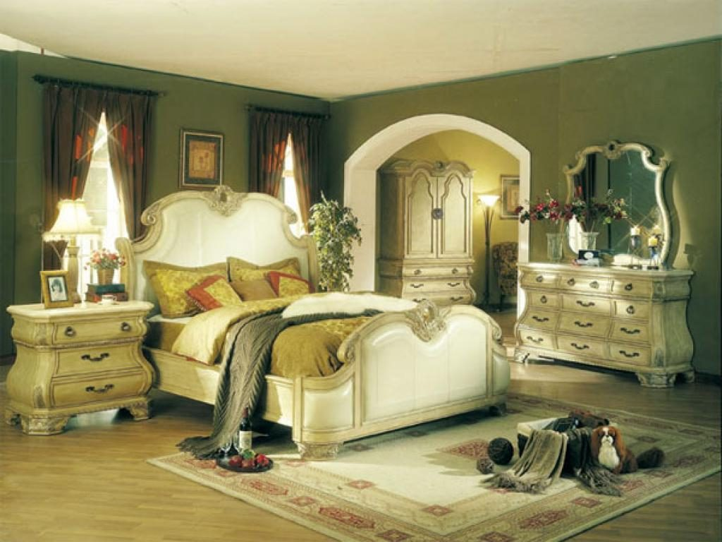 Old World Style Bedroom Beauteous Old Style Bedroom Designs Home