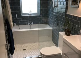 Small Wet Room Bathroom Design Ideas