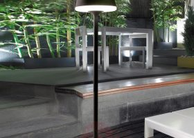Outdoor Lighting Floor Lamp