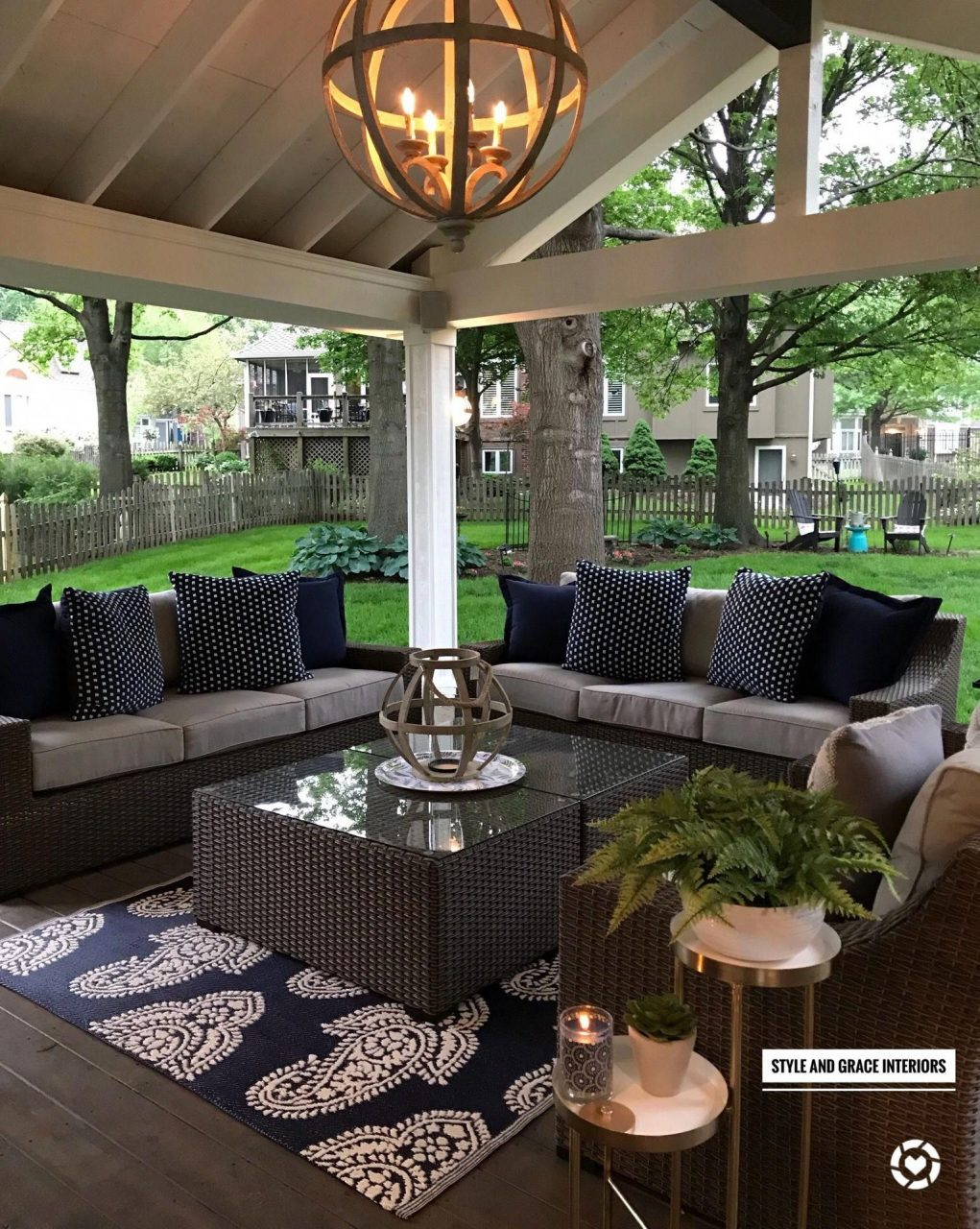 Outside But Covered Outsidefurniture Outside Furniture In 2019