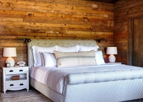Soho Bedroom Farmhouse