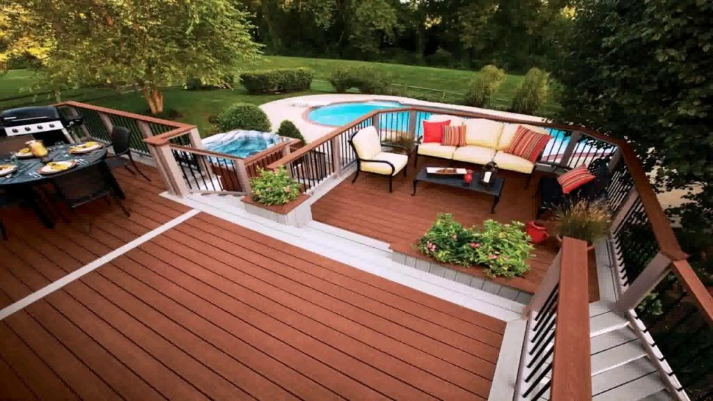 Patio Deck Color Ideas Youtube