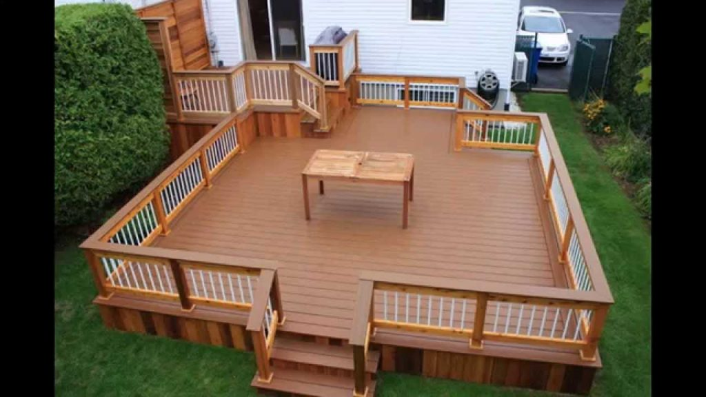 Patio Decks Pictures Backyard Privacy Solutions Deck Ideas Pictures