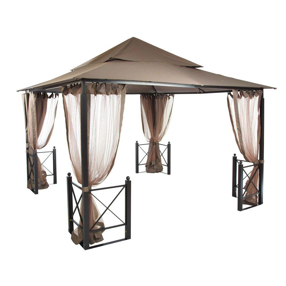 Patio Gazebos Sheds Garages Outdoor Storage The Home Depot