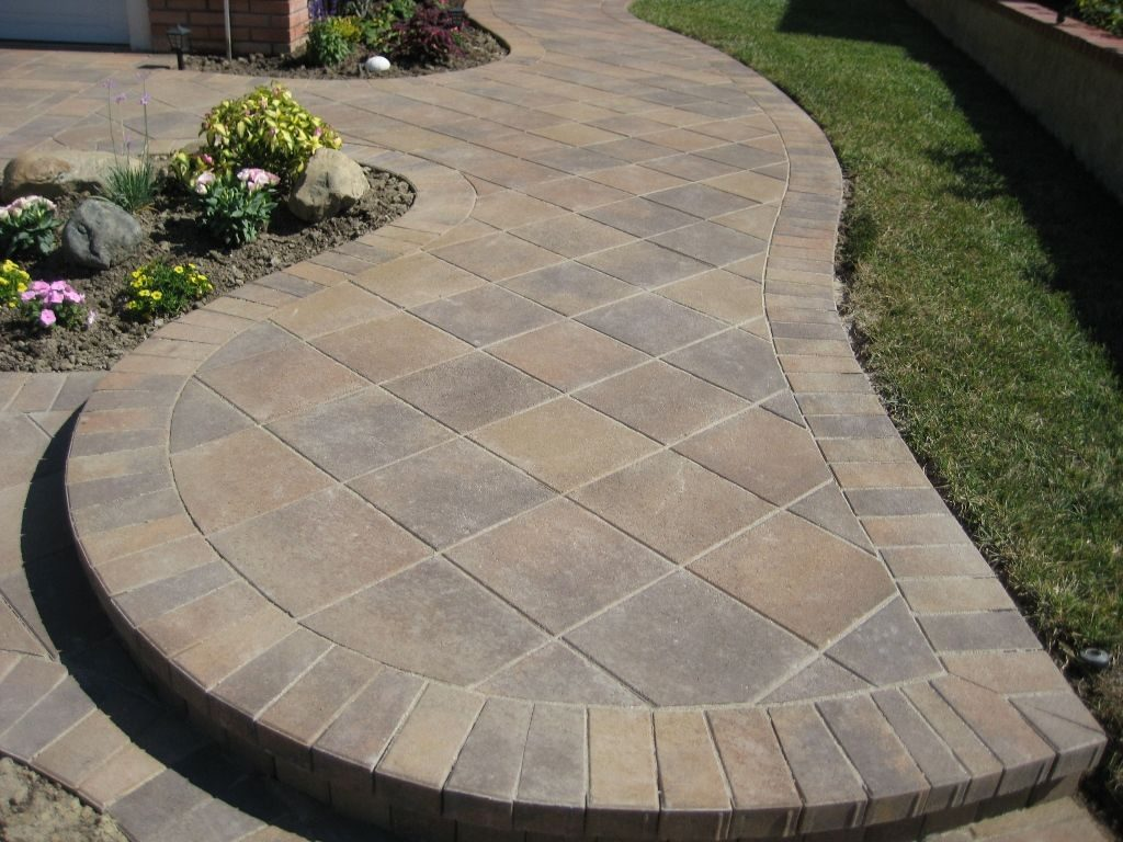 Paver Designs Is The Best Brick Paver Patio Is The Best Cobblestone