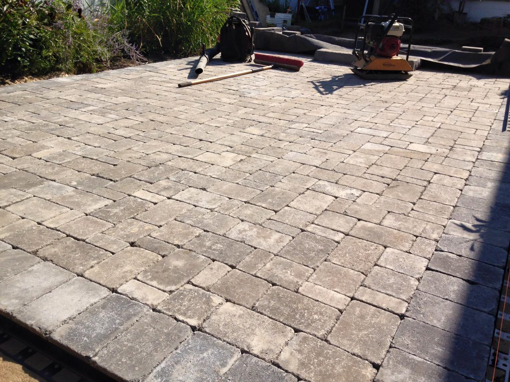 Paver Patio South Haven Clearbrook Landscaping And Lawncare