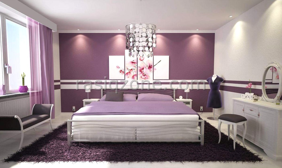 Perfect Purple Teenage Bedroom Ideas Room Accessories Girls Paint Layjao
