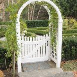 Pictures Of Gates Bower Woods Llc Custom Garden Structures Other