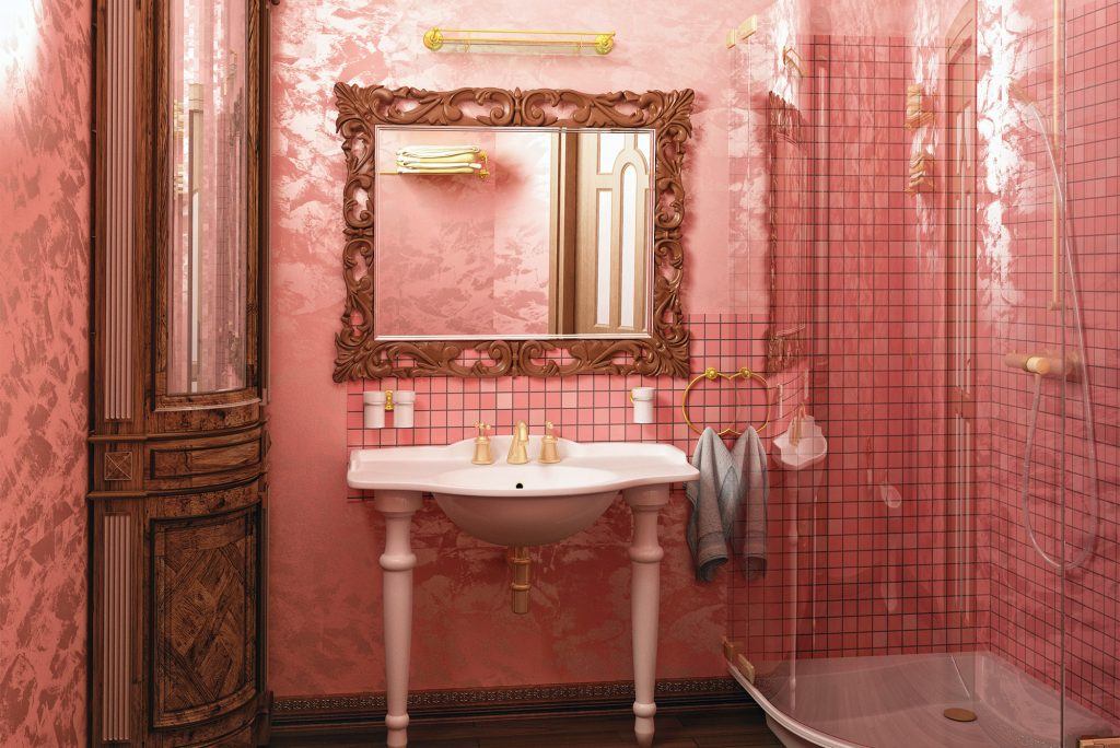 Pink Bathrooms Fan Site Aims To Preserve 50s Decor Realtor