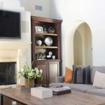 Reclaimed Wood Living Room Decor