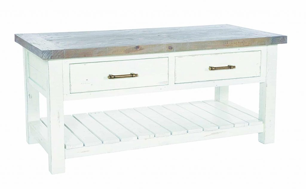 Purbeck Shab Chic Coffee Table Newco Interiors Bespoke Joinery