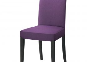 Purple Leather Dining Room Chairs
