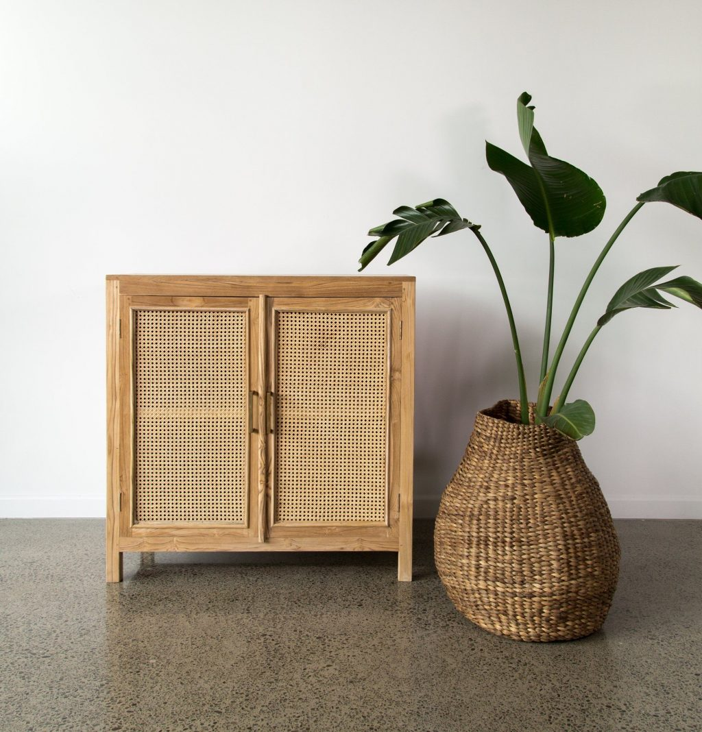 Rattan Buffet In 2019 New Home Furniture Rattan Dining Cabinet