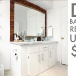 Remodeling A Bathroom For Under 500 Diy How To Modern Builds
