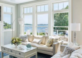 Beach Cottage Living Room
