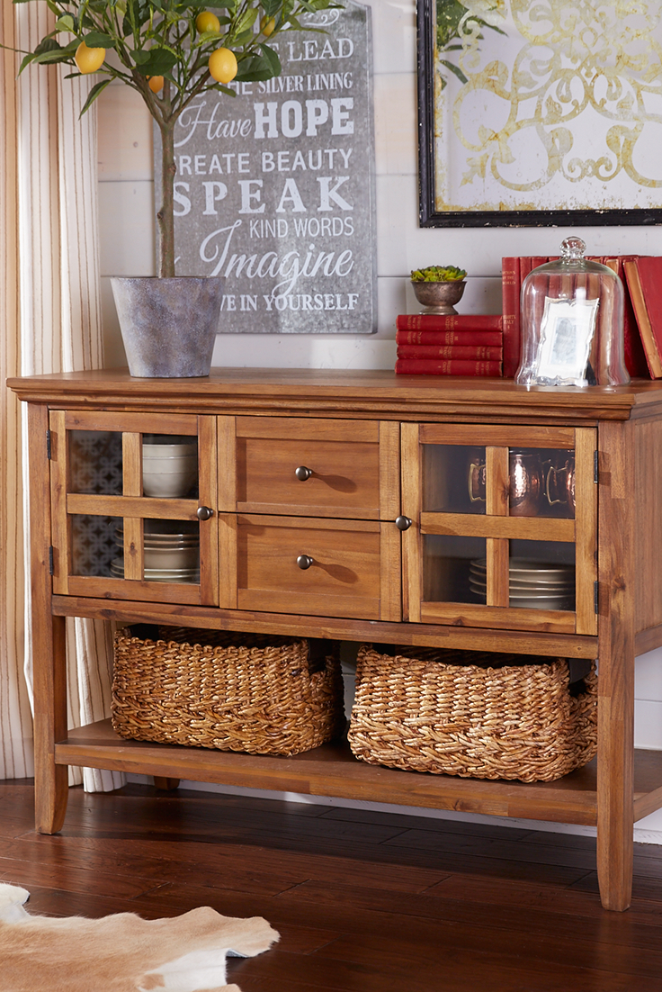 Ronan Java Small Buffet Table Decoratingorganizingcraft Ideas Deco