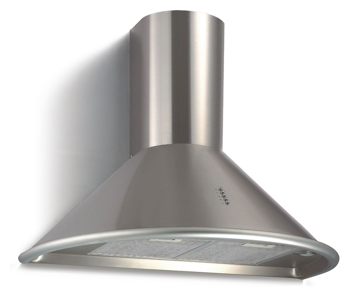 Round Stainless Steel Range Hood Kitchen In 2019 Stainless