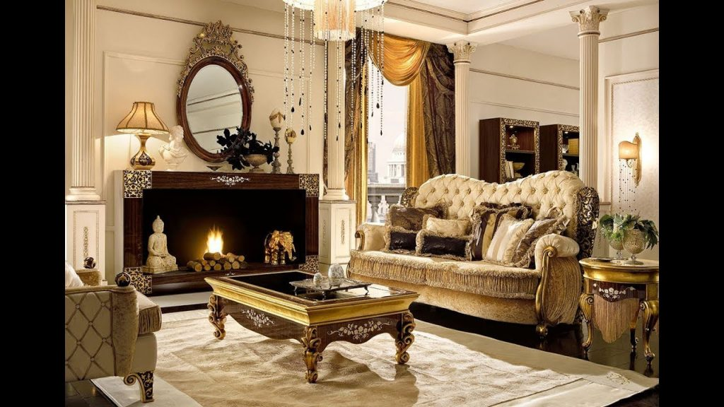 Royal Living Room Design Ideas 2019 Luxurious Interior Bbr Media