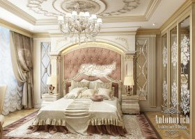 Huge Luxury Royal Bedroom