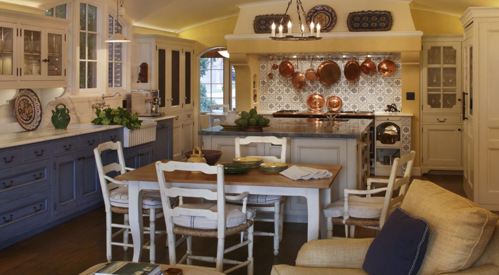 Rustic French Country Kitchens French Farmhouse Kitchen Design