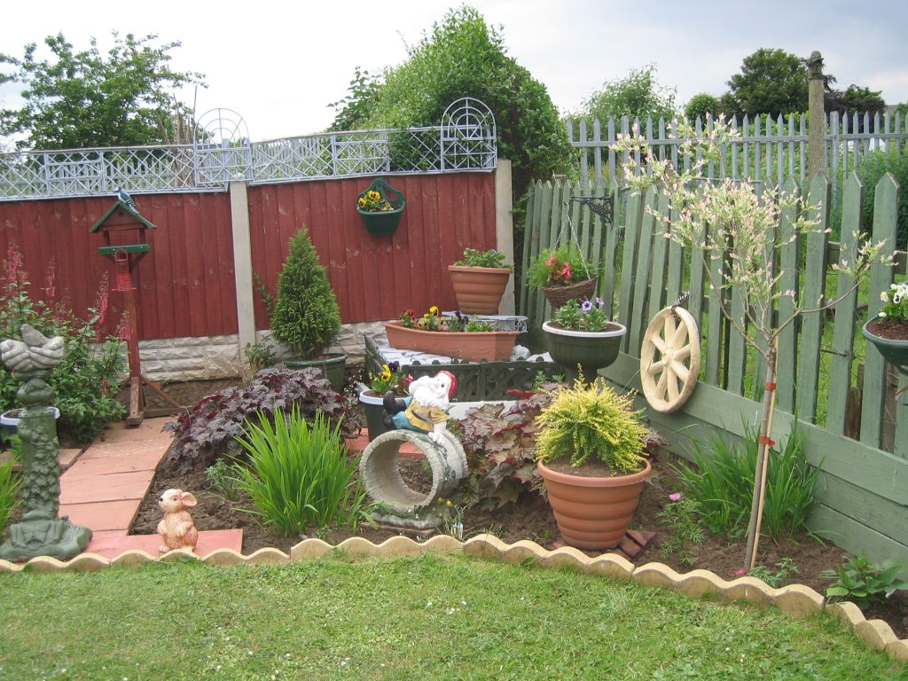 Rustic Garden Design Ideas As Rustic Landscaping Ideas Pictures