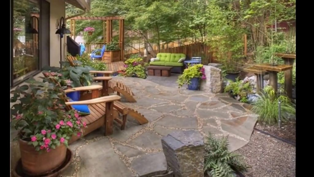 Rustic Garden Design Ideas Youtube