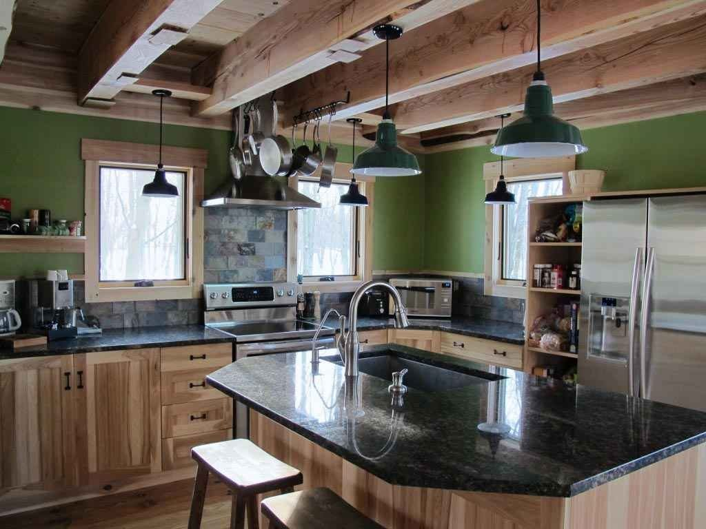Rustic Kitchen Ceiling Lights Kitchen Design