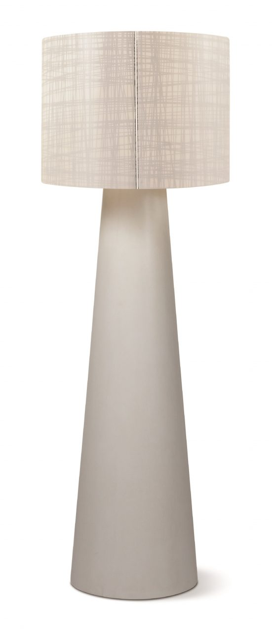 Seasonalliving Inda Cordless Outdoor 55 Led Floor Lamp Wayfair