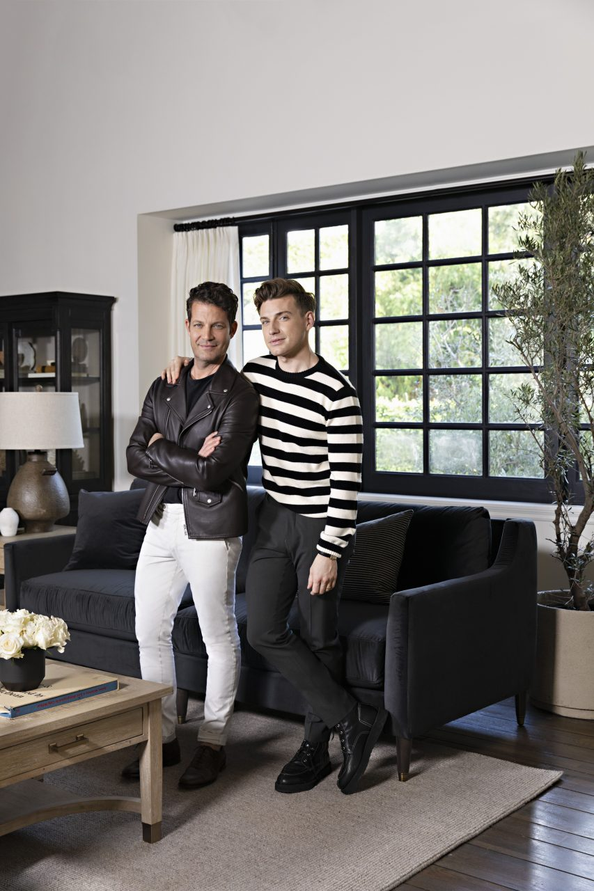 Shop Nate Berkus And Jeremiah Brents New Living Spaces Collection