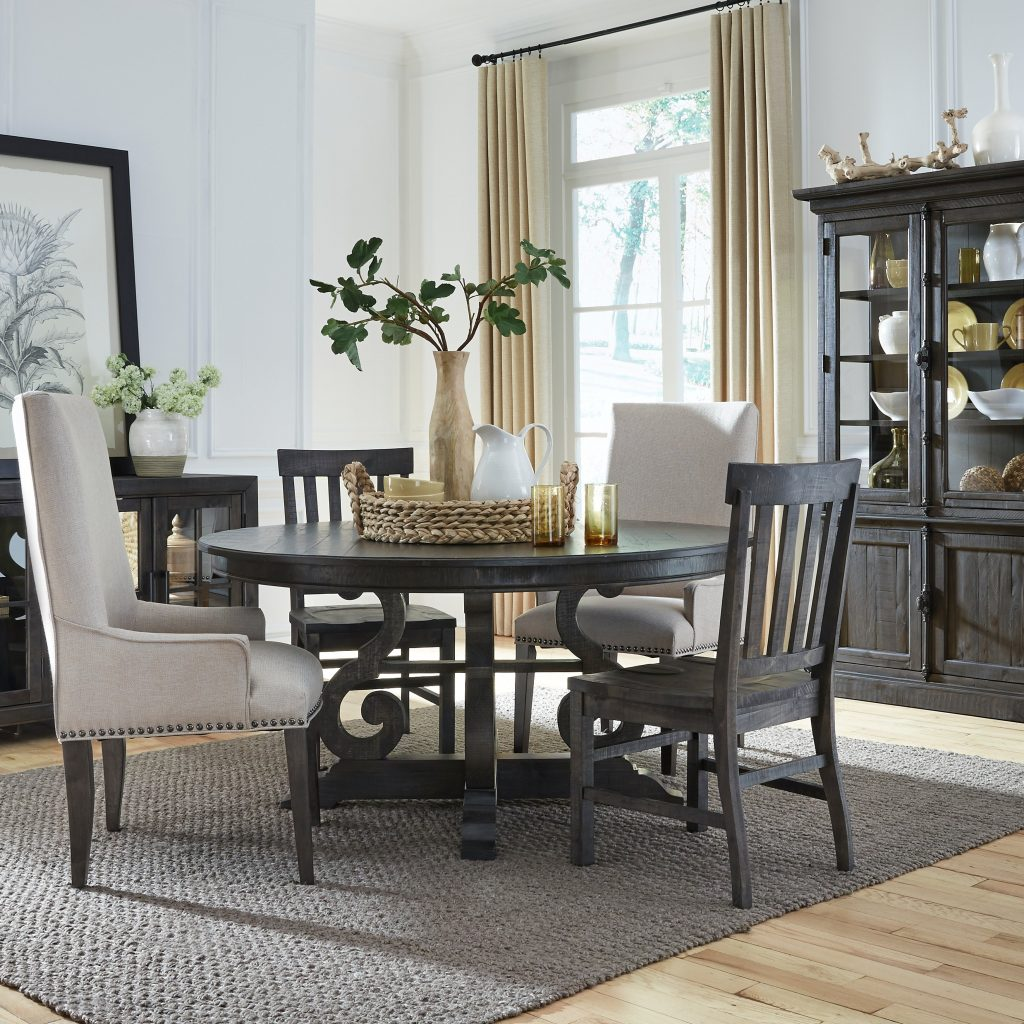 Shop The Gray Barn Kornfeld 60 Inch Round Dining Table Free