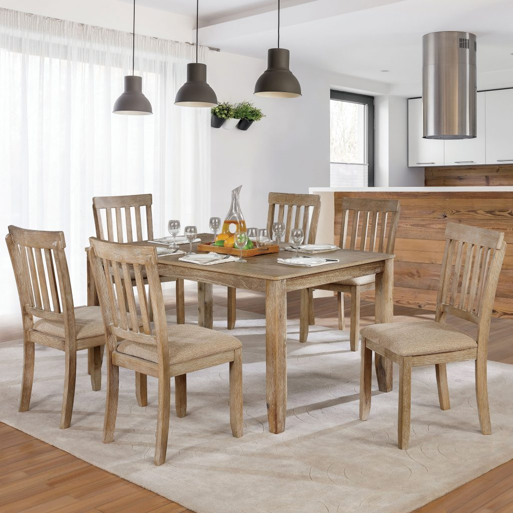 Shop The Gray Barn Summerside Rustic Farmhouse 7 Piece Dining Set