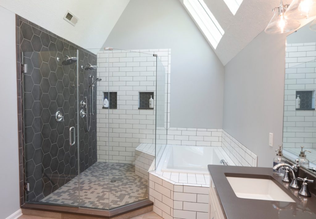 Should Your Master Bathroom Have A Tub Dover Remodelers