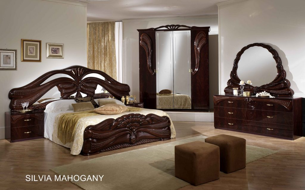 Silvia Italian Bedroom Set Cash And Carry Beds