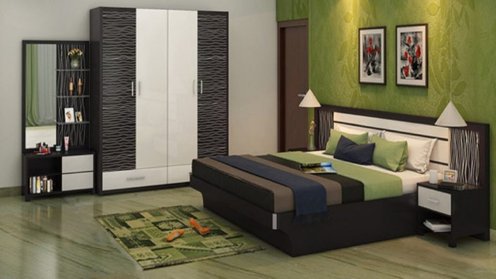 Simple Bedroom Interior Design Ideas Bedroom Cupboards And Bed Interior Designs