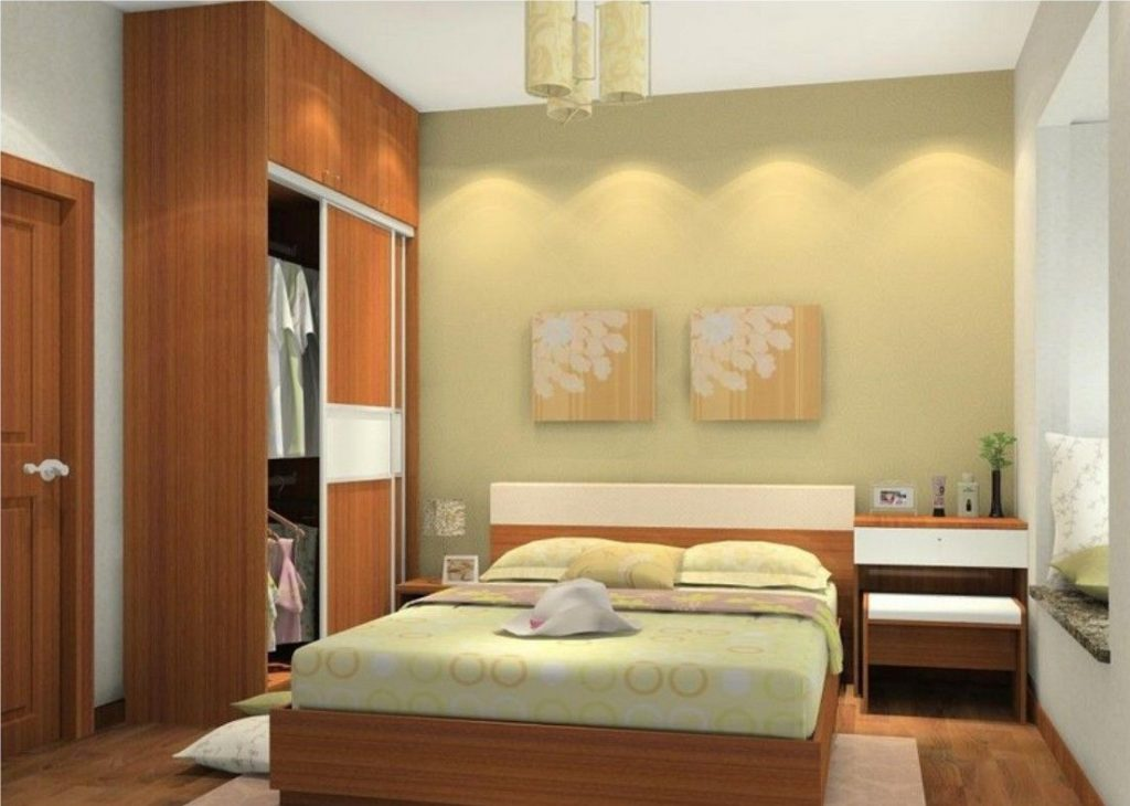 Simple Interior Design Ideas For Small Bedroom Simplistic Design