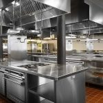 Industrial Restaurant Kitchen