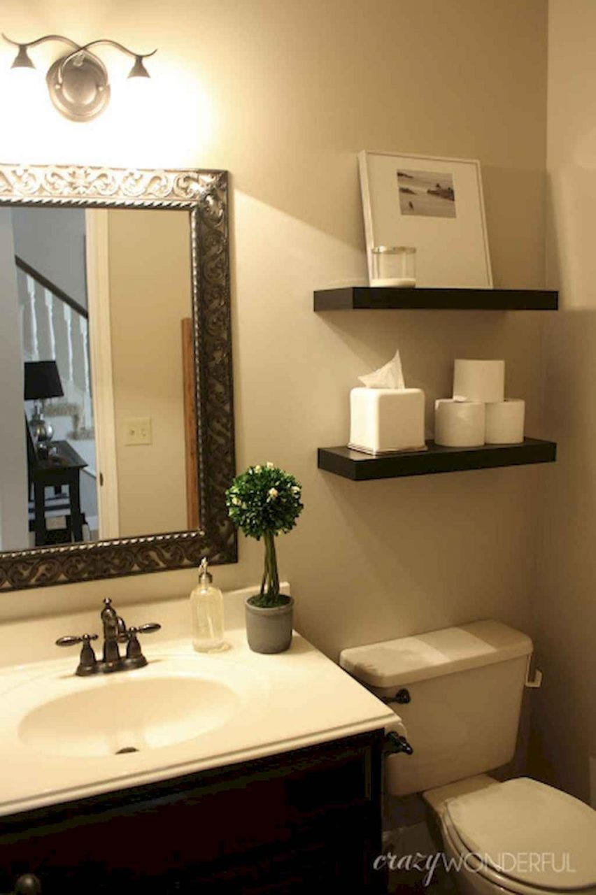 Small Powder Room Decorating Ideas 26 Besideroomco