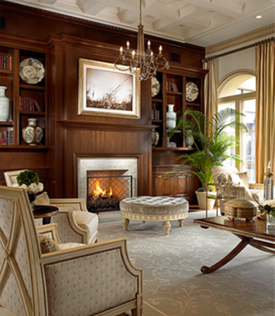 Spacitylife Home Design Blog Classic Elegant Living Room